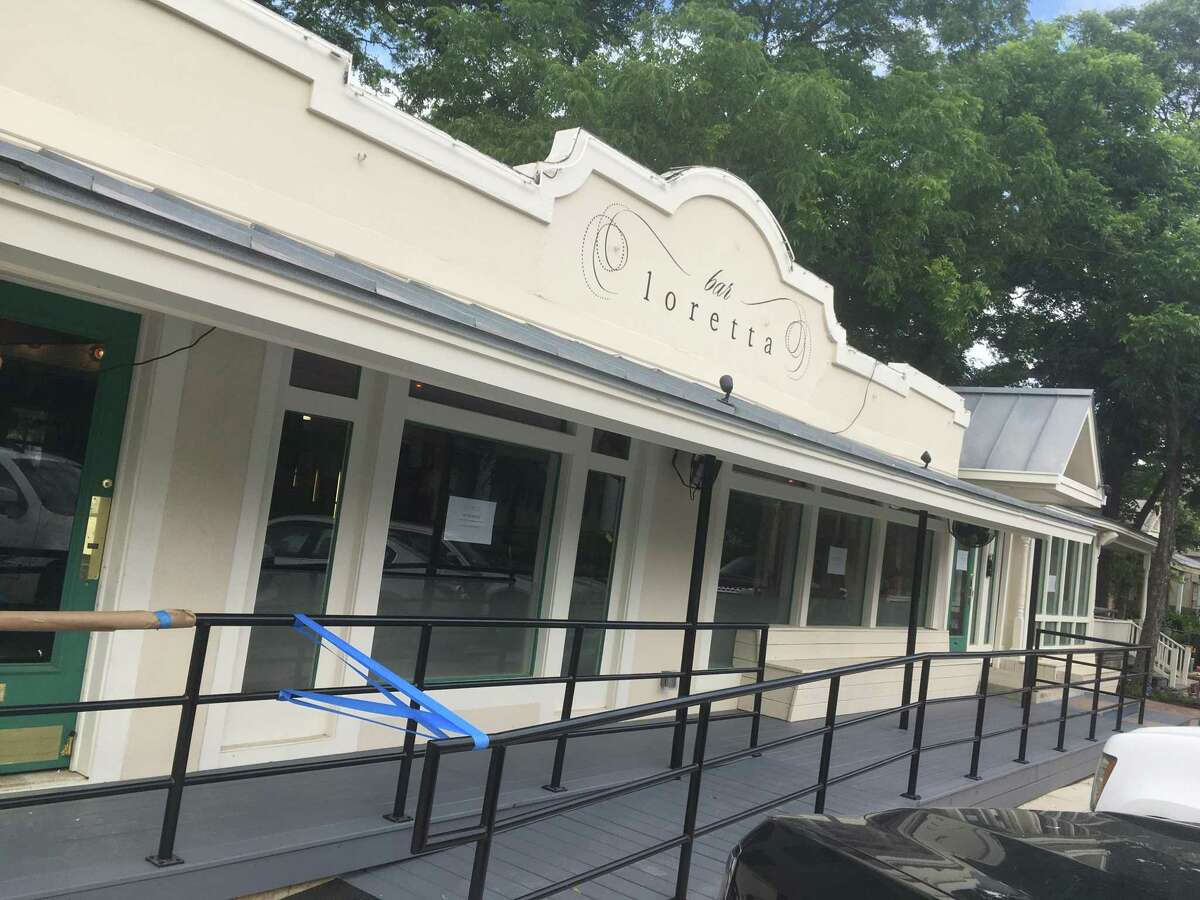 Bar Loretta is located in the King William District and is expected to open in June with multiple concepts that include a market, fine dining experience and large bar program.