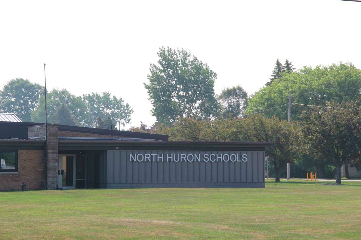 North Huron Superintendent Martin Prout called this past school year an awakening for the district in how is teaches students and informs parents. (Robert Creenan/Huron Daily Tribune)