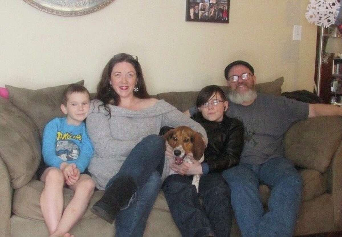 Laura and Dexter Brigham family