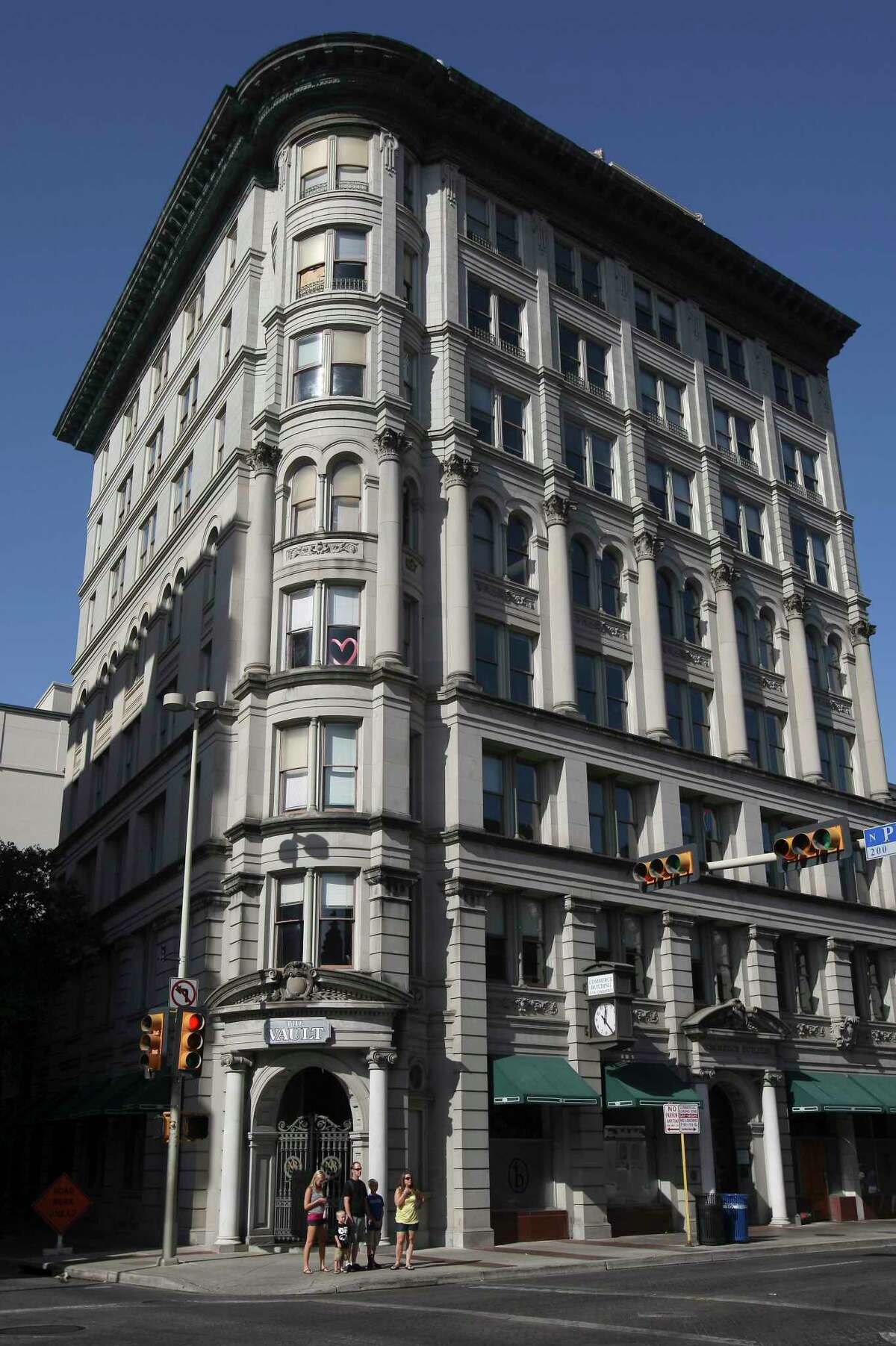 Commerce Building, August 1, 2012 at 314 Commerce St.