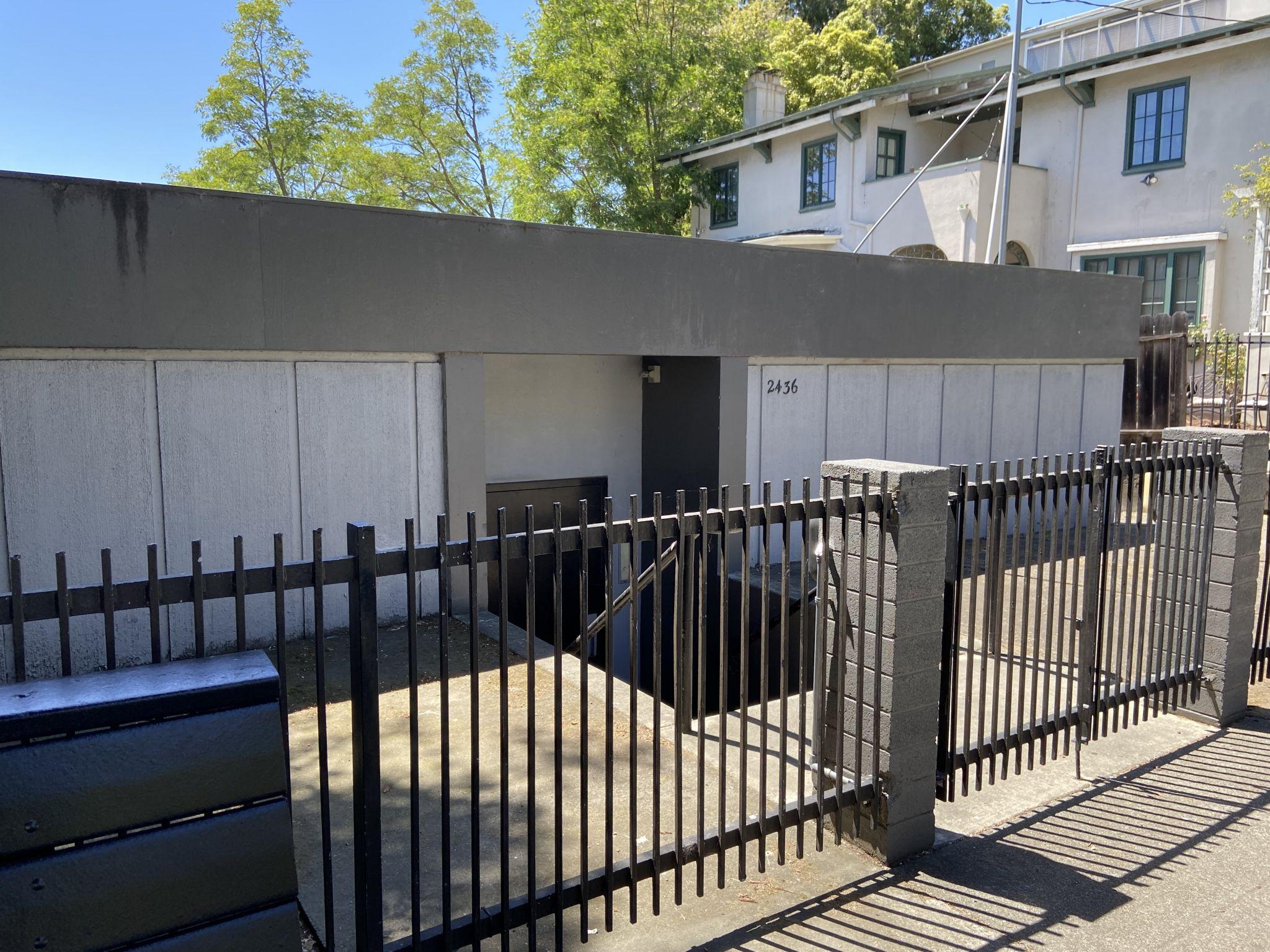 The Bay Area secret society 'tomb' hiding in plain sight