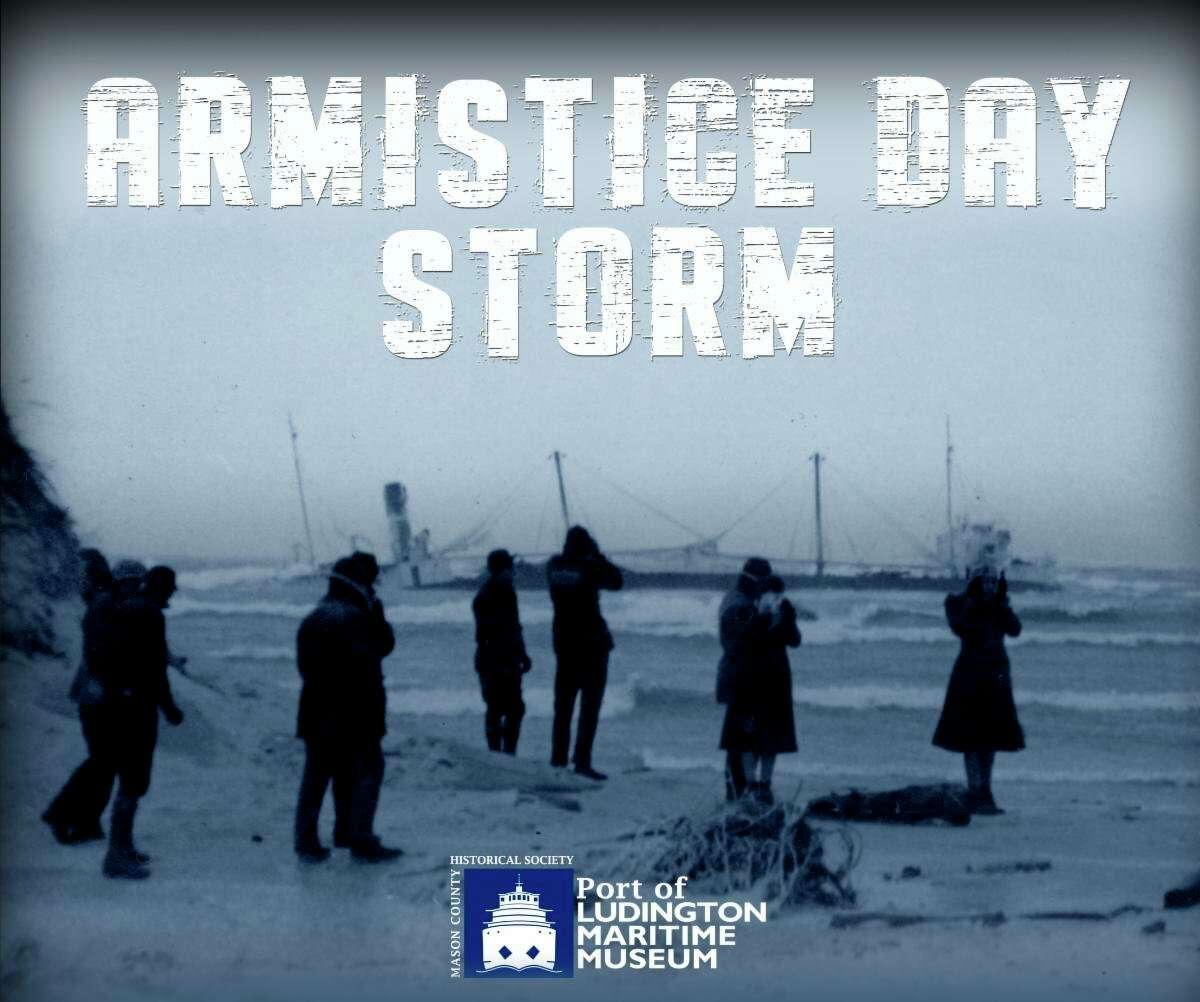 The Mason County Historical Society will recognize Dr. Bill Anderson in his efforts to create the Port of Ludington Maritime Museum with a dedication in his honor as it unveils its Armistice Day exhibit with a ribbon-cutting ceremony at the museum on June 12. (Courtesy image)