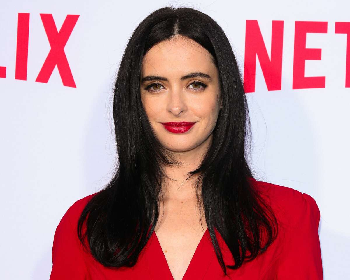 """Krysten Ritter from Marvel's """"Jessica Jones"""" will be at the fest from August 6-7. Photo Ops and autographs: $75 each"""