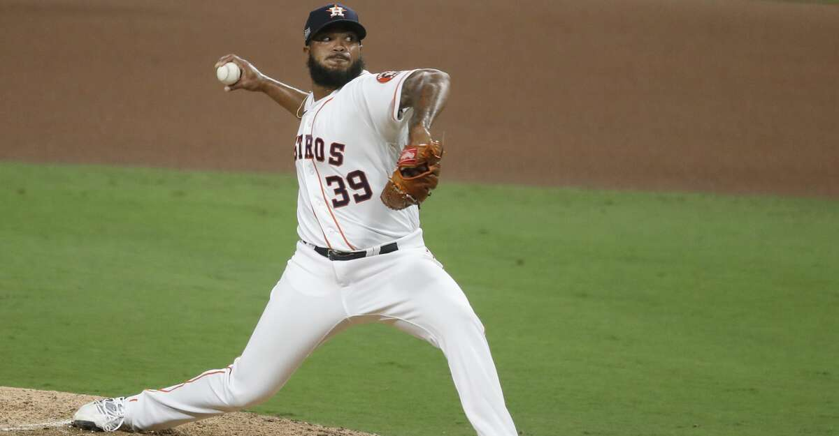 Astros reliever Josh James, who underwent hip surgery during the offseason, just completed two rehab appearances with Low-A Fayetteville in late June.