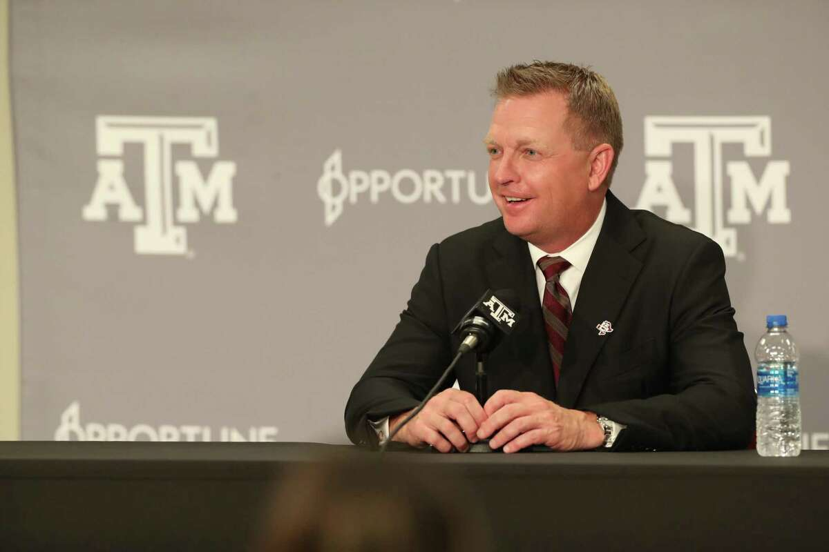 Jim Schlossnagle said the timing was right to leave TCU for Texas A&M.