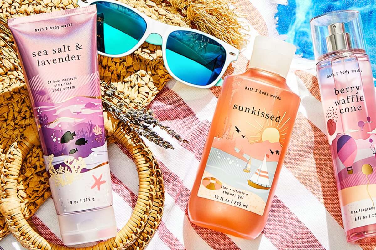 The Summer `21 Semi-Annual Sale at Bath & Body Works starts on June 14.