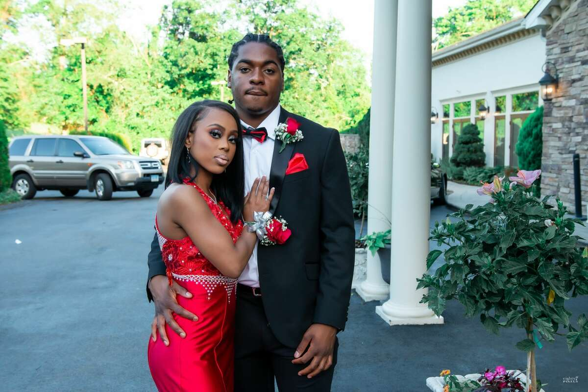 New Haven's Cooperative Arts and Humanities High School held its prom at Cascade's in Hamden on June 10, 2021. Were you SEEN?