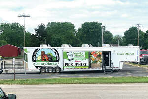 County Market will have a trailer in Carrollton that will hold grocery delivery orders for Greene County residents.