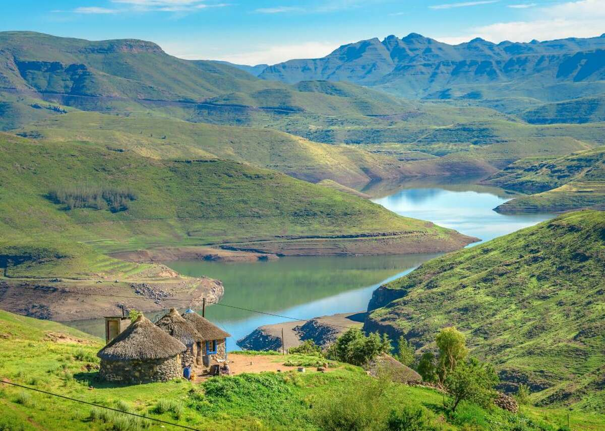 #50. Lesotho - Tourism total contribution to GDP: $320.6 million (13.7% of total GDP; 821.9% increase since 1998) - Jobs reliant on tourism: 92,300 (13% of total jobs) Lesotho is beautiful, culturally rich, and features affordable accessibility from South Africa. The country's highlands offer top-rate hiking, mountain lodges, and trading posts. The footprint of one of the largest dinosaurs believed to have lived on the continent was found in the country's Roma Valley in 2016. Lesotho features nature preserves and Qacha's Nek Snake Park.