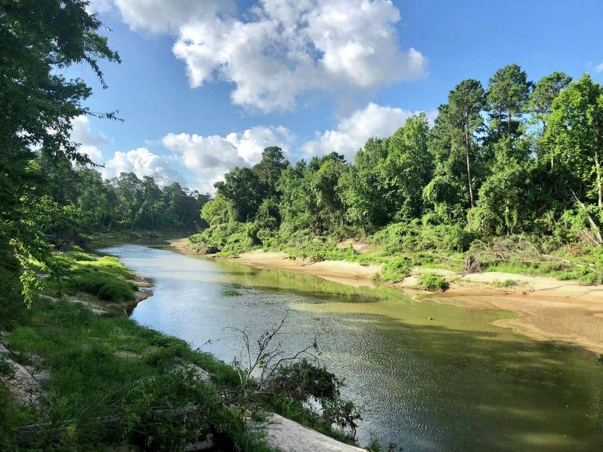 Peckinpaugh is a Bayou Land Conservancy preserve on Spring Creek.