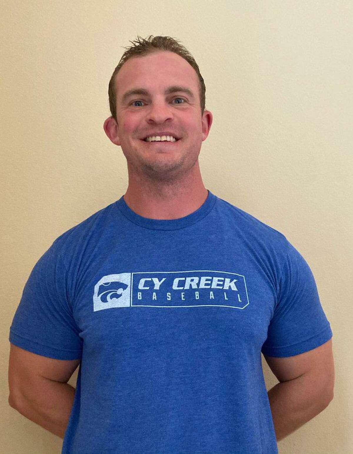Cypress Creek High School named Klein Cain assistant coach Chris Randolph its new head baseball coach.