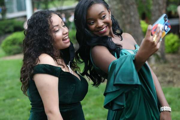 Stratford's Bunnell High School held its prom on June 3, 2021 at Villa Bianca in Seymour. Were you SEEN?
