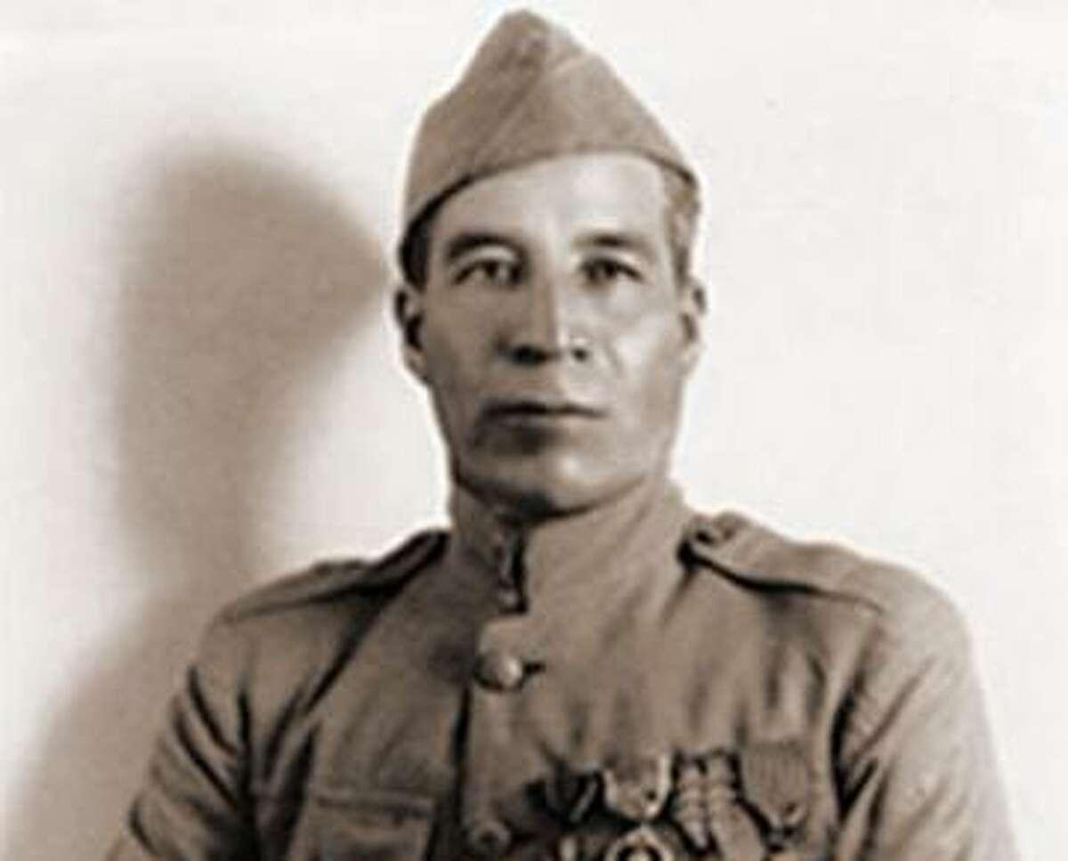 Pvt. Marcelino Serna