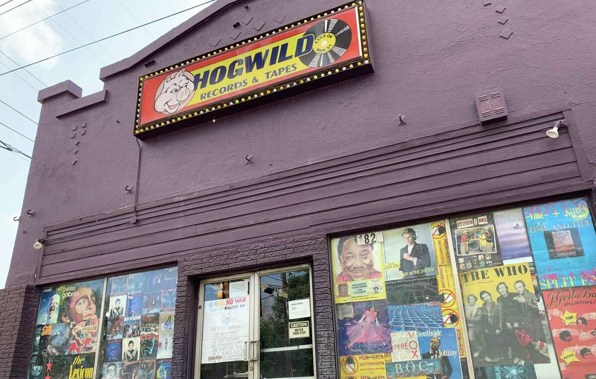 Hogwild Records is open again for in-person shopping.