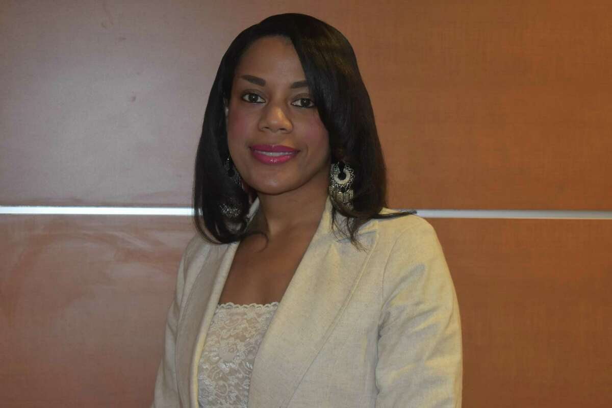 LaSonya Baptiste is the new principal for the Woodrow Wilson Early College High School in Port Arthur