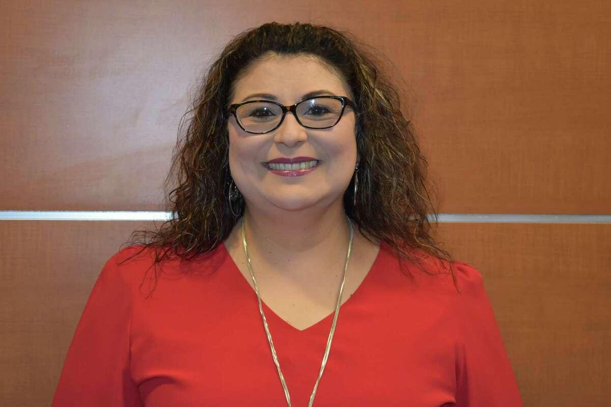 Melissa Oliva is the new principal for Memorial High School in Port Arthur.