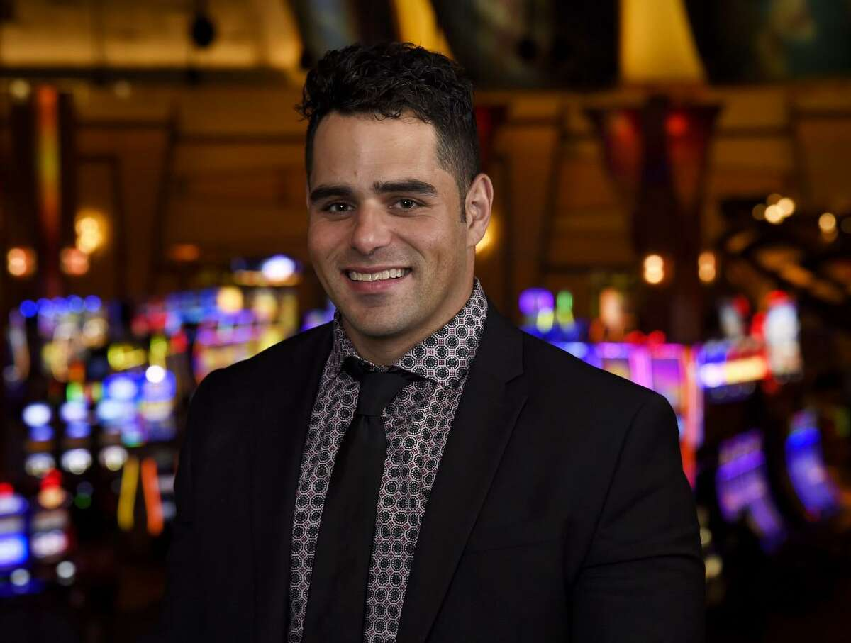 Jeff Hamilton, president and general manager of Mohegan Sun casino and resort.