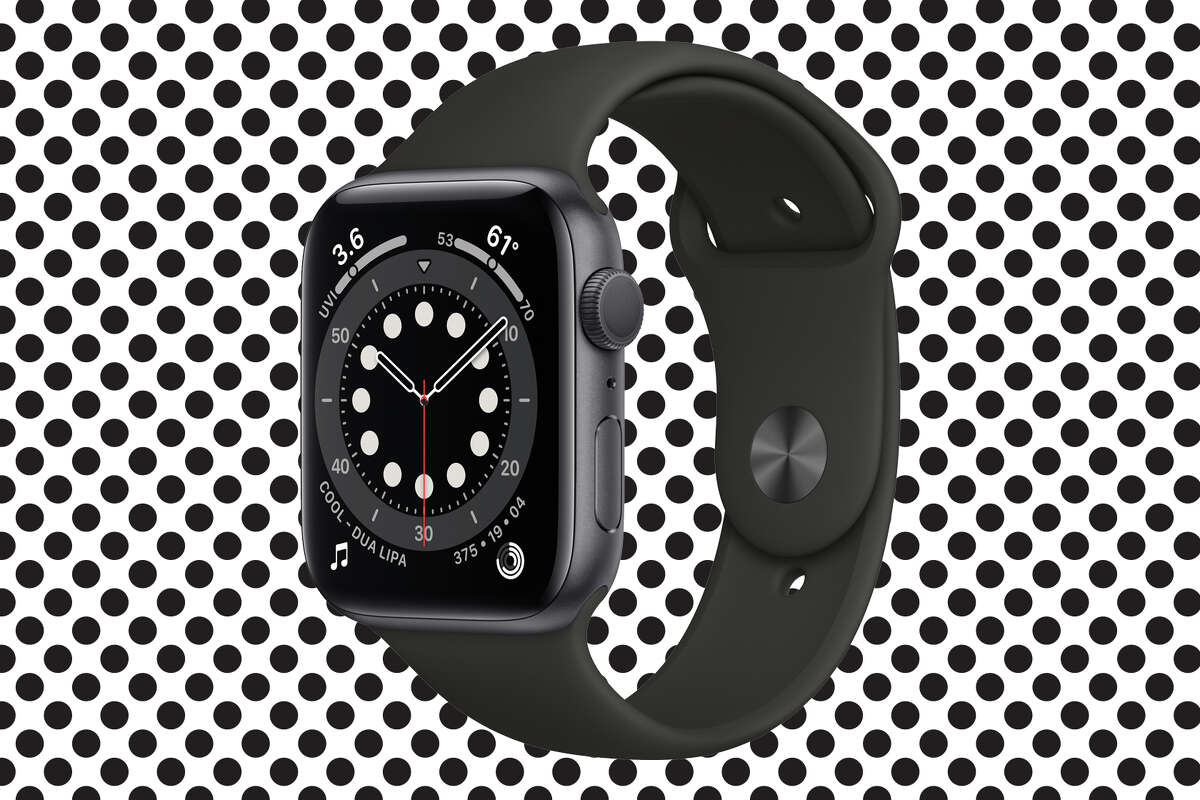Apple Watch Series 6, 44mm on sale for $359 at Walmart