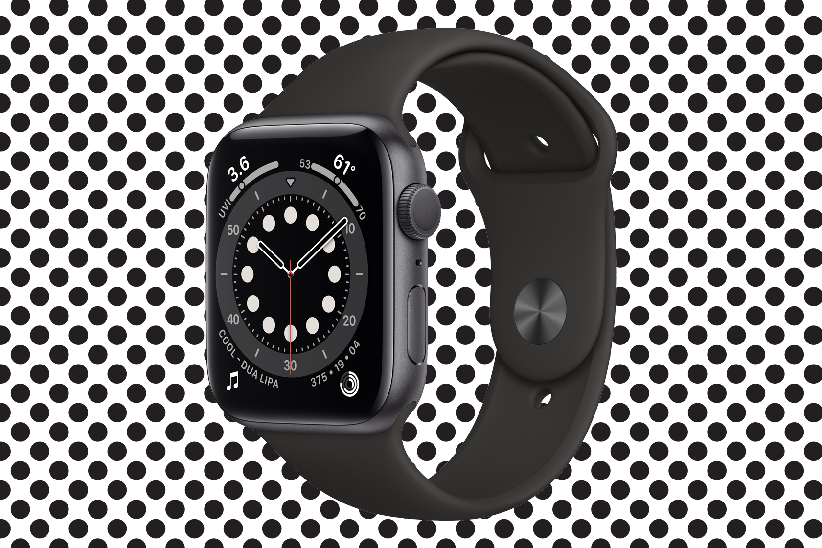 The Apple Watch Series 6 is at its lowest price ever