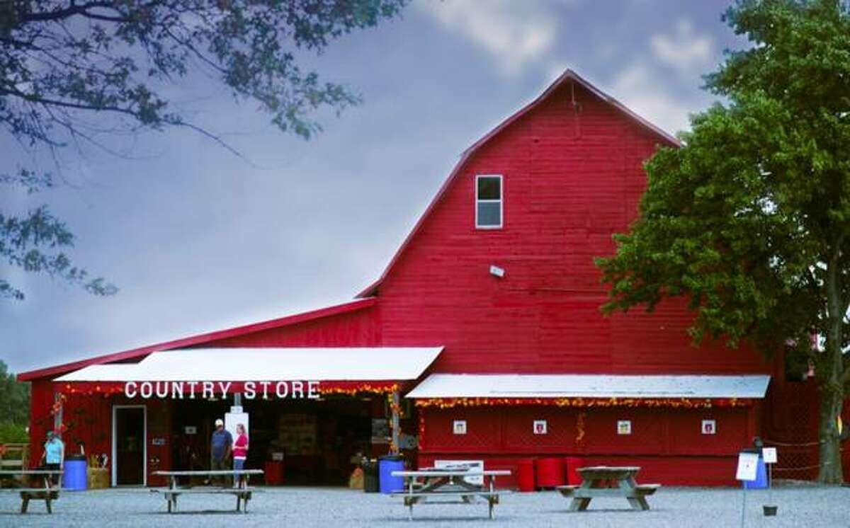 Eckert's Grafton Farm at 20995 Eckert Orchard Road outside of Grafton reopens June 24. Agritourism is part of the state's new tourism campaign,