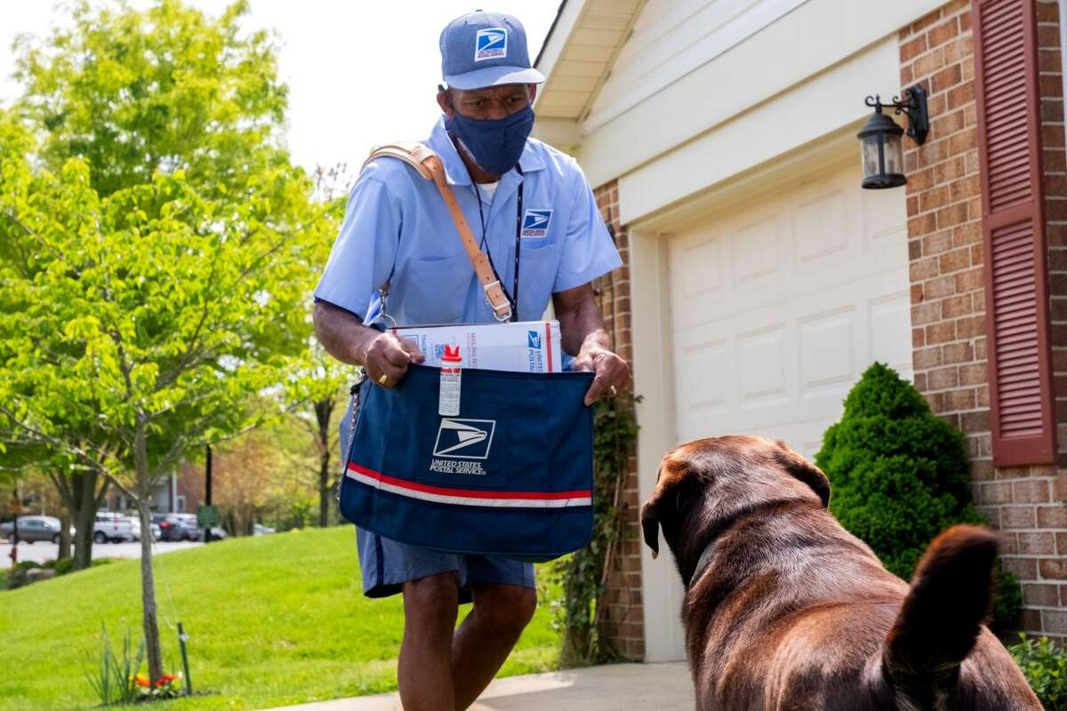 Postal workers are trained in how to prevent dog attacks, but sometimes they can't be stopped.