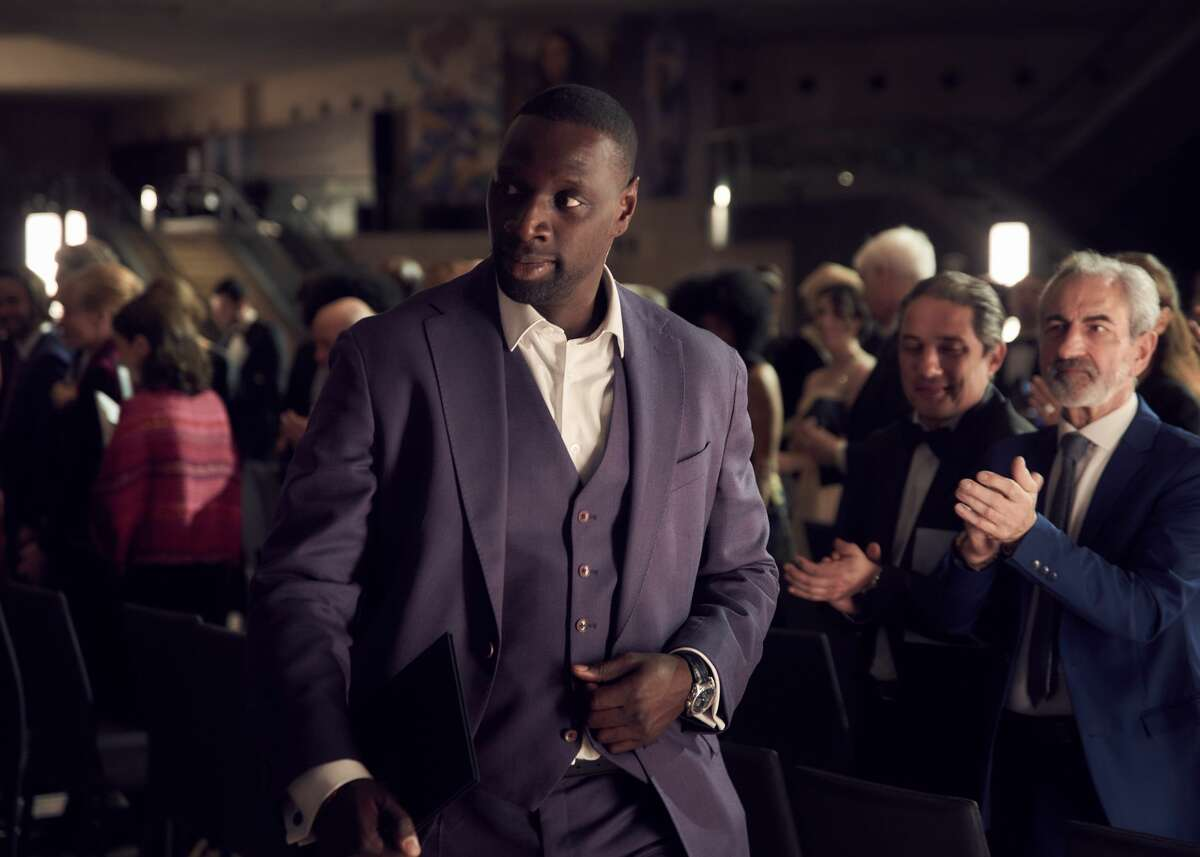"""Omar Sy plays Assane Diop in season two of """"Lupin."""""""