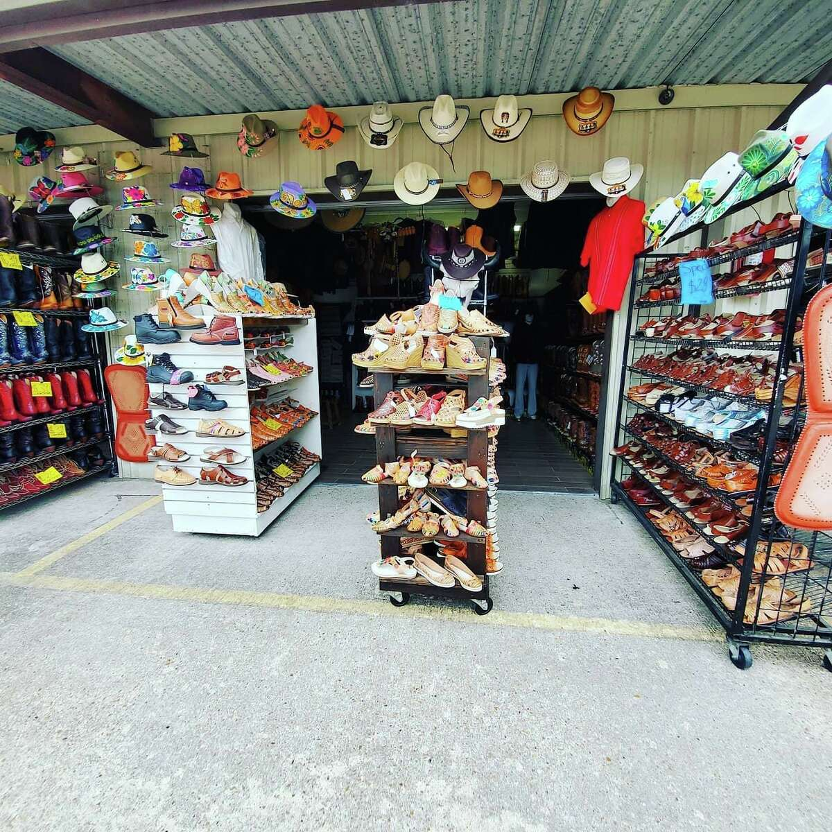 Traders Village Houston has had an easier time than indoor vendors, due to easier accessibility and looser COVID-19 restrictions
