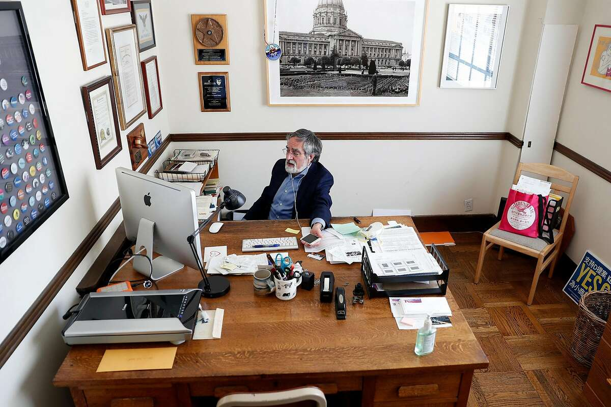How San Francisco Supervisor Aaron Peskin will perform his duties while in treatment for alcohol use remains unknown.