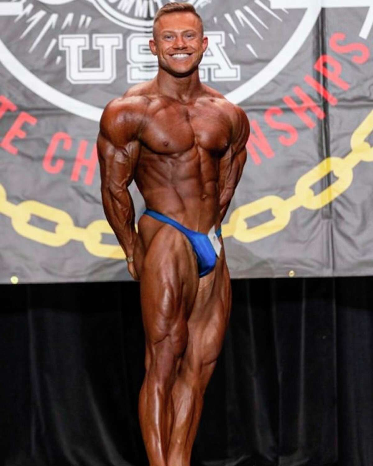Patten, now living in Freeland, won the Michigan State Bodybuilding championship in the Men's Classic Physique open class - he also took the win in Men's Bodybuilding open middleweight on June 5.
