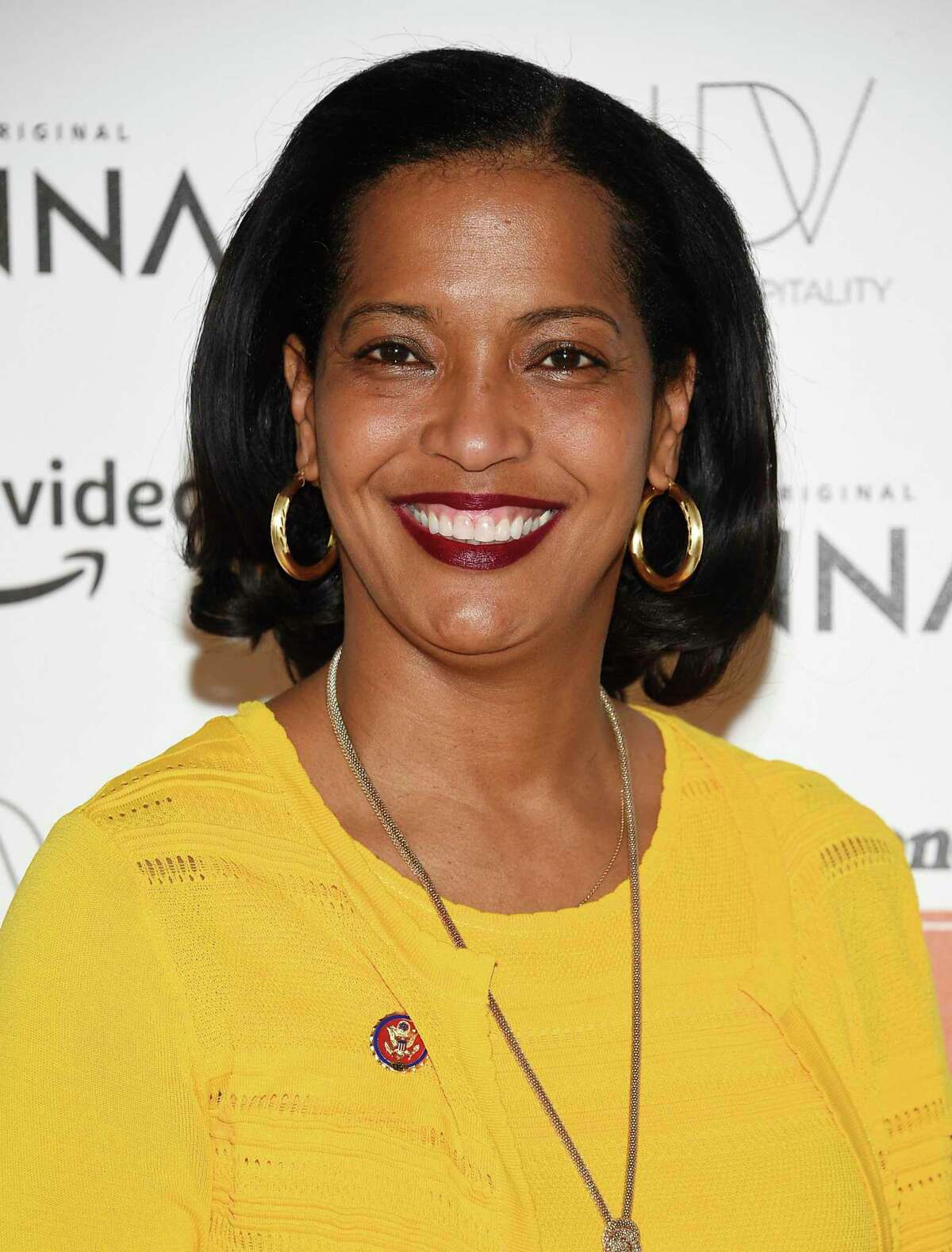 FILE- U.S. Rep. Jahana Hayes, D-Conn