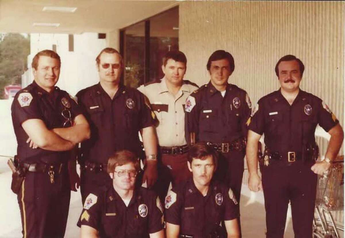 The Conroe and Willis communities are mourning the passing of a former top cop for both communities. Michael Arthur died on June 3 at age 72. He's pictured second from right, standing in the photo from the Conroe Police Department.