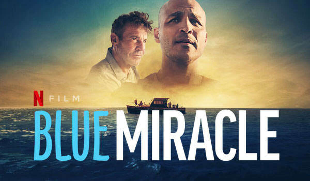"""""""Blue Miracle"""" is a sweet, ho-hum, predictable film from Netflix that the whole family can watch for its beautiful cinematography."""