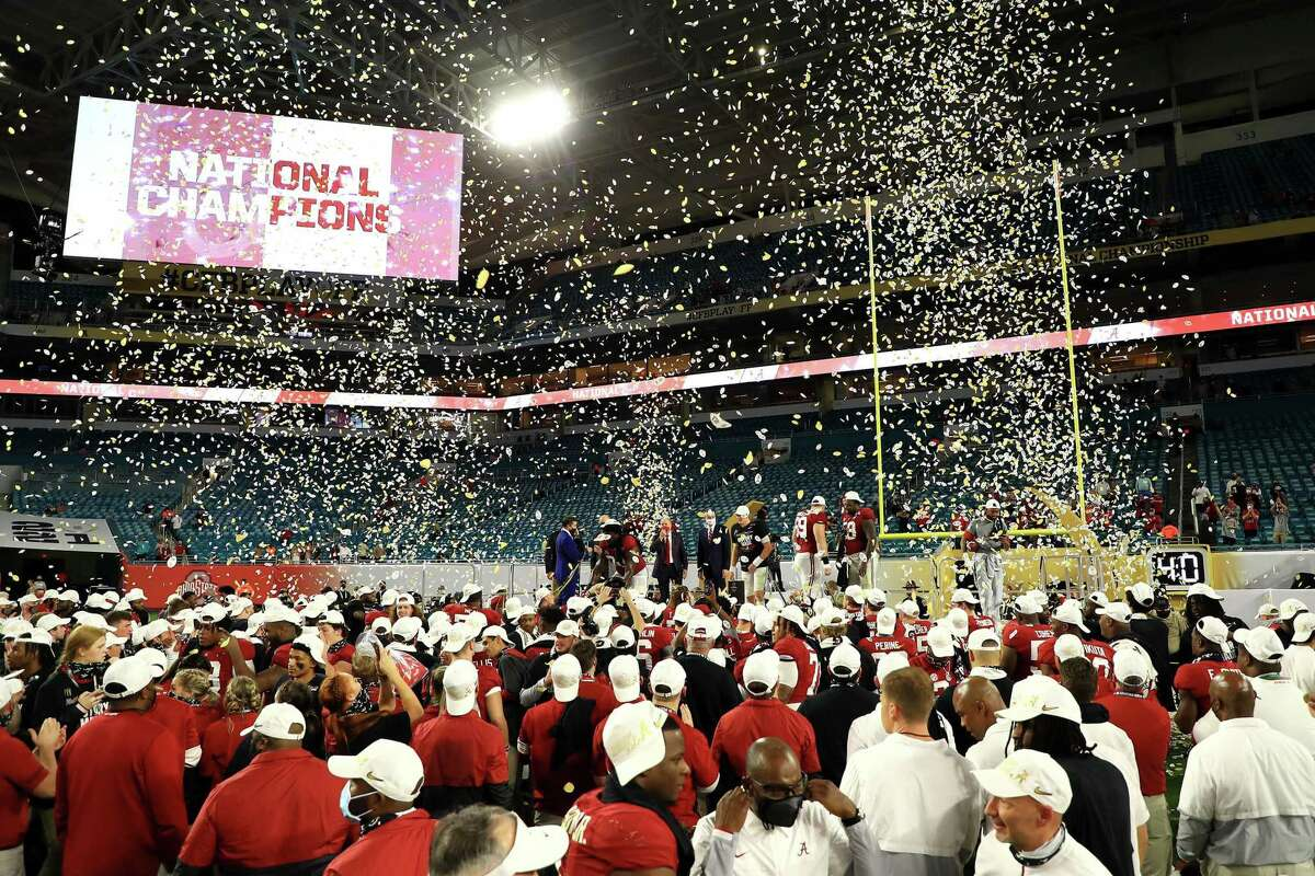 Alabama will still be the favorite to win the national title even if the playoff field is expanded but it certainly will be a lot more challenging under the proposed change to 12 teams.