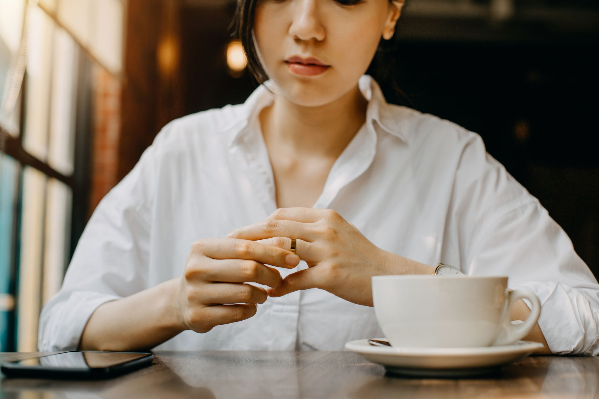 Dear Abby: Spouse removes wedding ring during separation