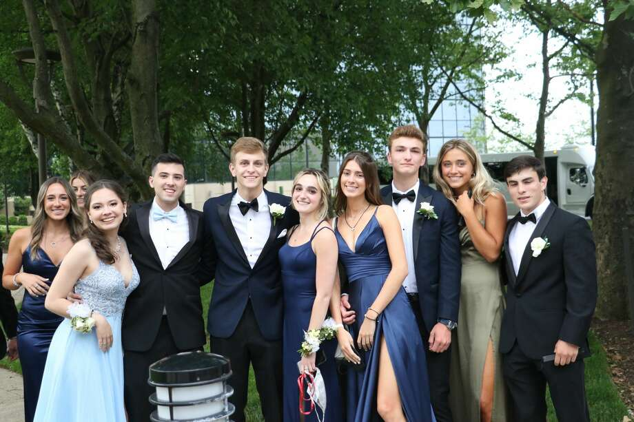 Greenwich High School held its prom on June 11, 2021 at the Stamford Hilton. Were you SEEN? Photo: Mike MacLauchlan