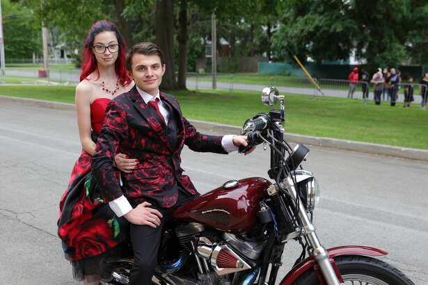 Were you Seen at the Schenectady High Prom Night walk-in at the high school on Friday, June 11, 2021?