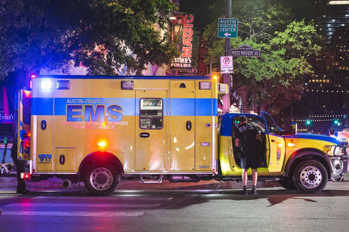 A mass shooting on Austin's popular Sixth Street left at least 13 people injured early Saturday morning, as police continue to search for the gunman from what was a crowded, chaotic scene.