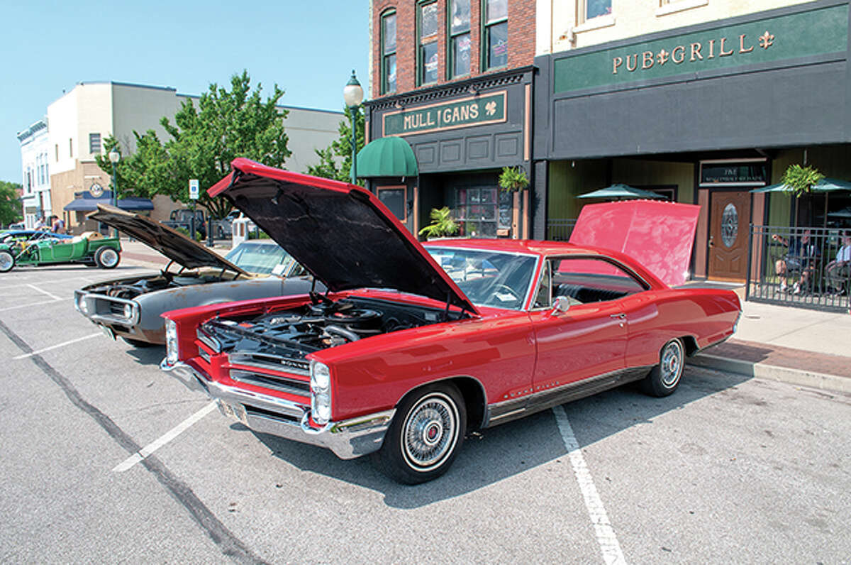 Cars from all years were on display downtown Jacksonville during The Morton Avenue Misfits annual car show. Cars were judged through the morning with over 20 classes up for awards with a pedal class being added for the 2021 show.