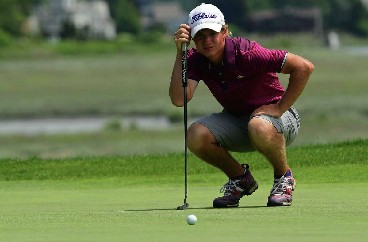 Chris Fosdick will be back to try and defend his Connecticut State Amateur title.