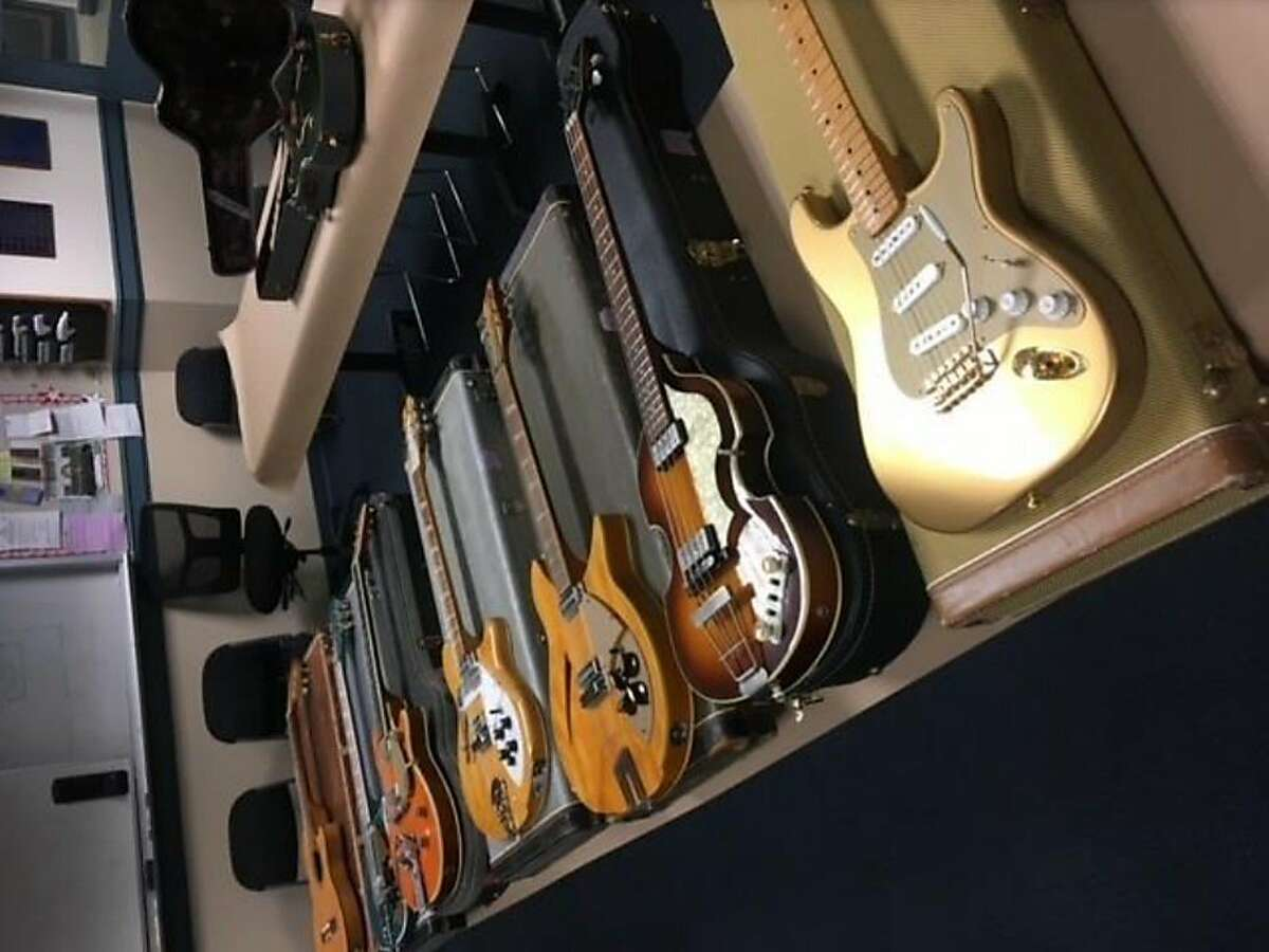 Working with investigators from Southern California, Santa Cruz police recovered $225,000 in stolen vintage guitars on June 9, 2021.