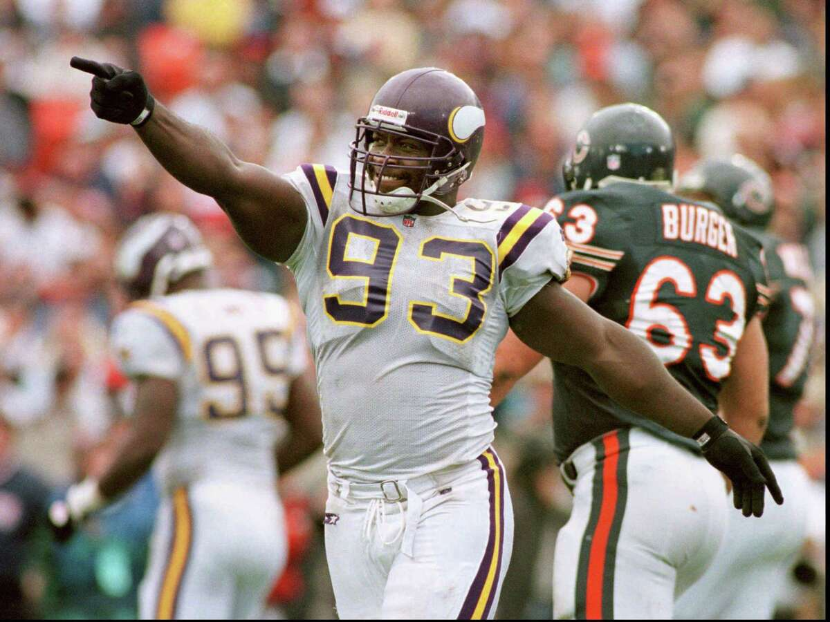 John Randle's career that started in the small town of Mumford, Texas, eventually led him to the Vikings and the Pro Football Hall of Fame.