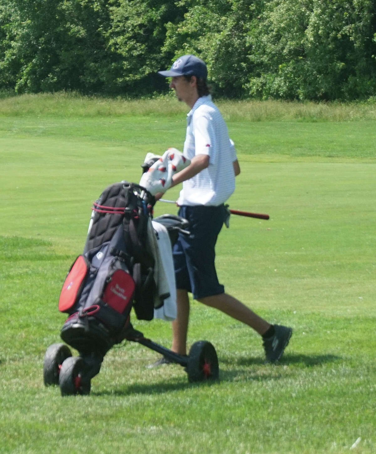 The Big Rapids boys golf team finished its 2021 season with a second-place finish in the State Finals.