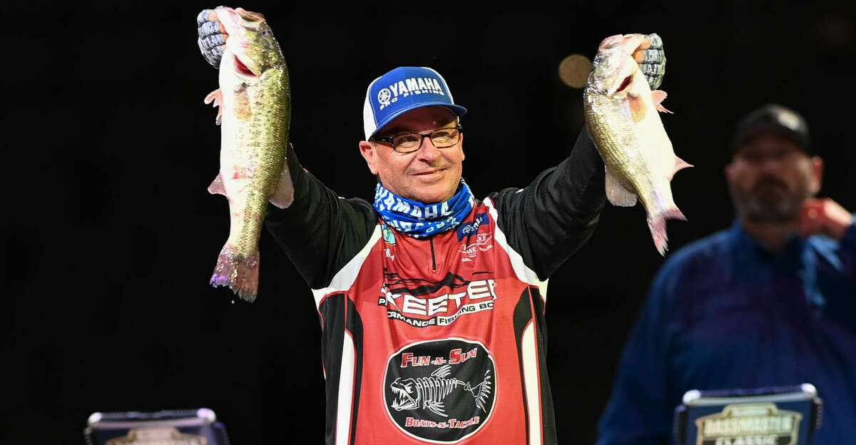 Cody Bird 15-8 Day 1 2021 Academy Sports + Outdoors Bassmaster Classic presented by Huk.