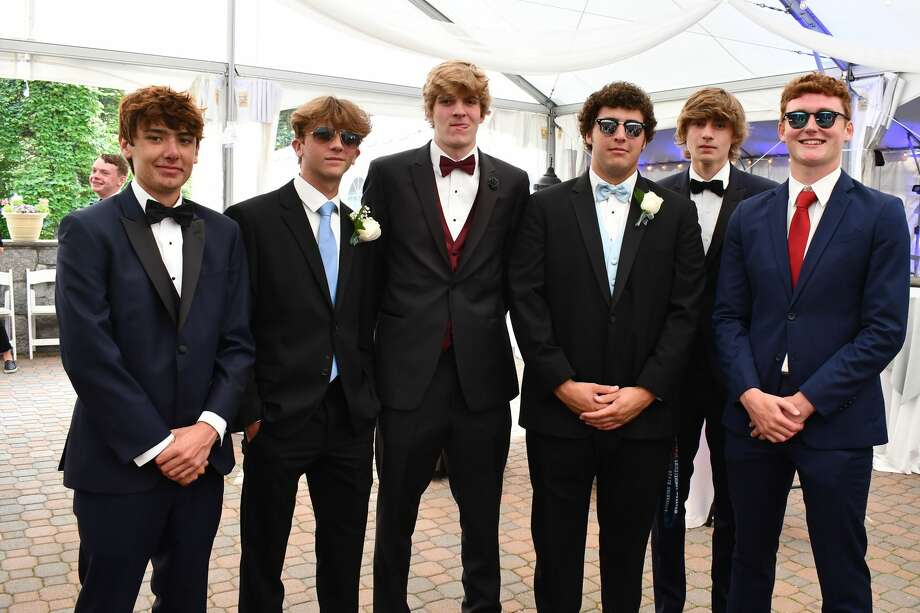 Bethel High School held its prom at the Amber Room in Danbury on June 12, 2021. Were you SEEN? Photo: Vic Eng / Hearst Connecticut Media Group