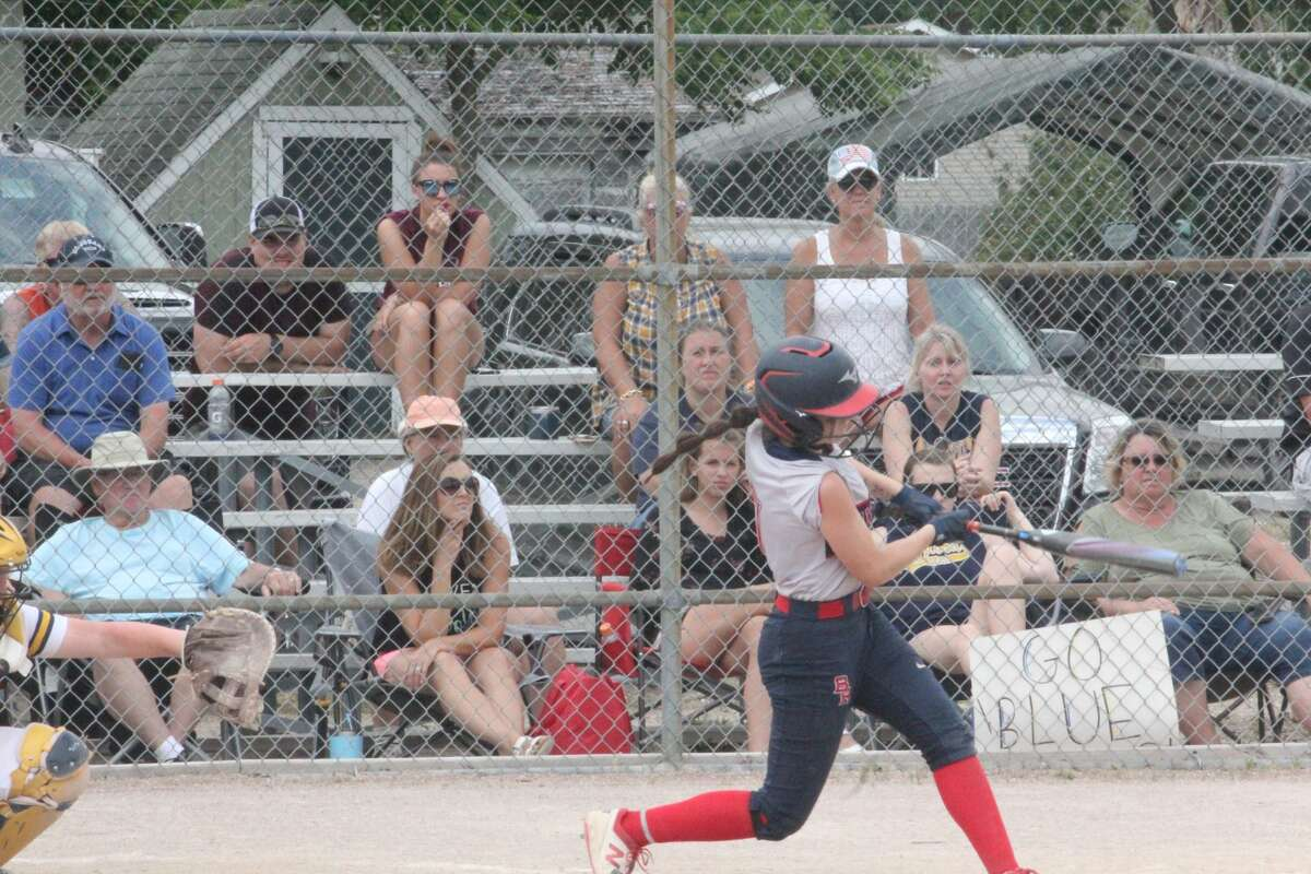 Big Rapids' softball record-breaking season ended with a loss in the regional title game