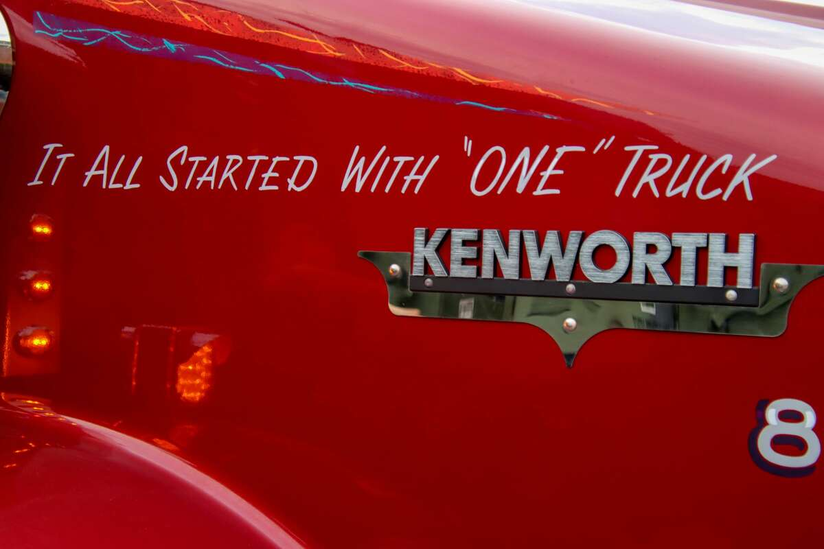 For some, the beauty is in the details, and the rigs on display at the Harbor Beach Truck Show are full of details.
