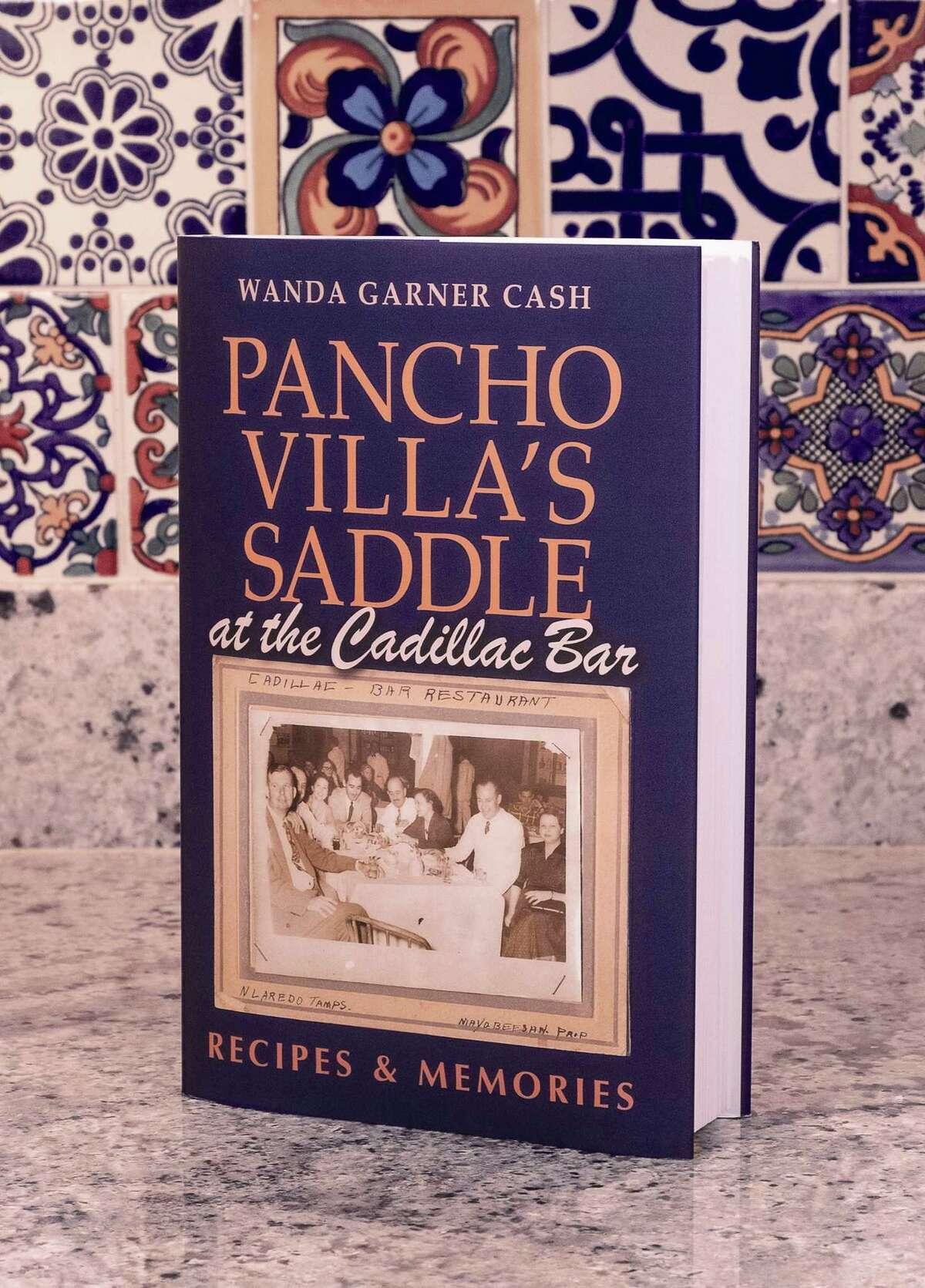 "Wanda Garner Cash is holding a book signing for her book ""Pancho Villa's Saddle at the Cadillac Bar."""