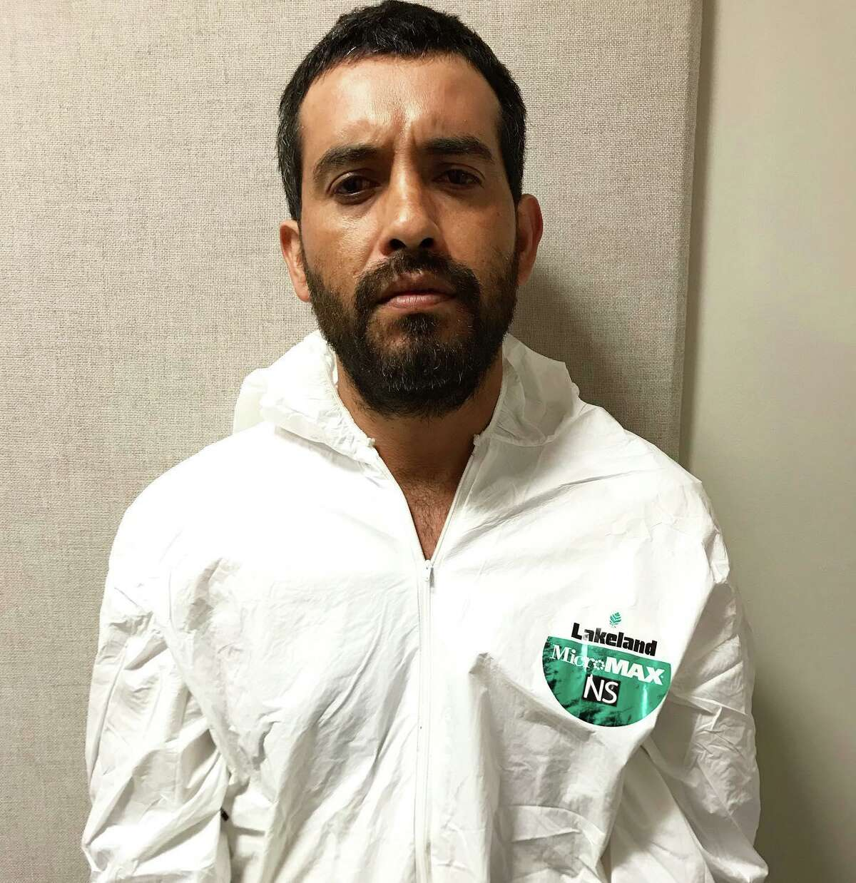 Miguel Garcia Gonzales, 32, confessed to murdering a 67-year-old man with a shovel in South Bexar County on Saturday, June 12.