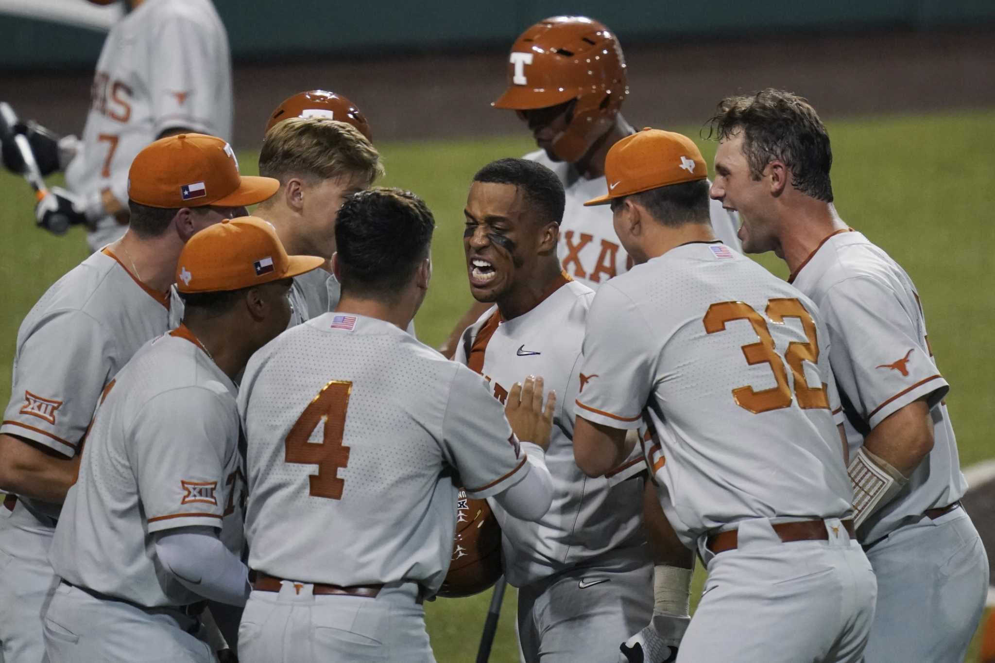 No. 2 Texas will open CWS against familiar opponent