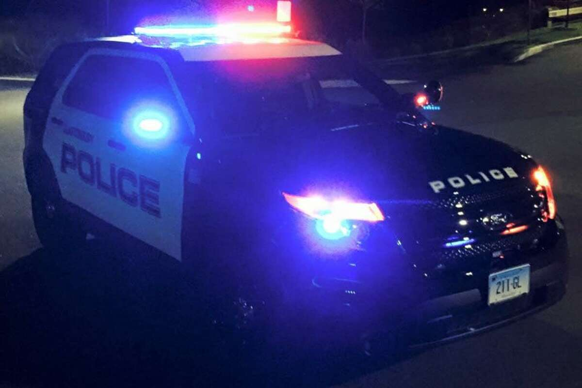 Five people were taken into custody in Glastonbury, Conn., on Sunday, June 13, 2021, after police said they were tied to at least two stolen vehicles.
